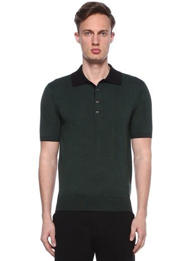 PS by Paul Smith Polo Yaka Tişört Yeşil